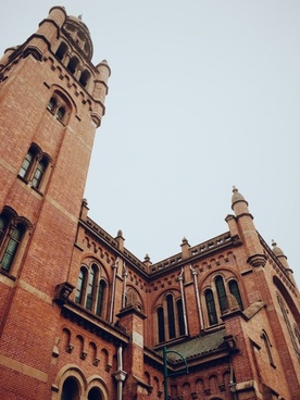 ancient architecture baroque building catholicism