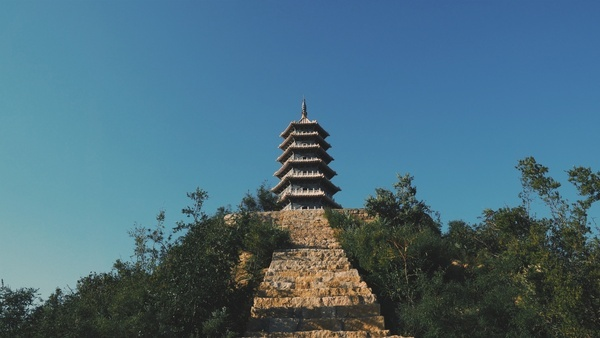 ancient architecture buddha buddhism building daytime