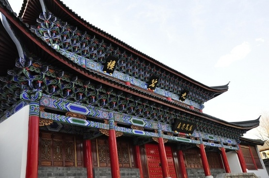 ancient architecture history china