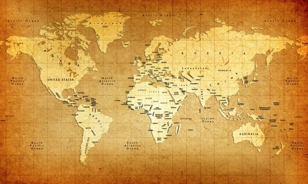 High Definition World Map Free Stock Photos Download 6 731 Free