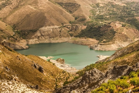 andalusia spain landscape