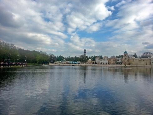 anderrijk the netherlands lake