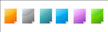 Angular paper web 2.0 style