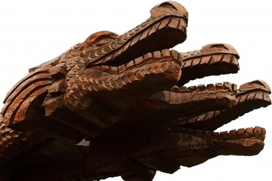 animal art dragon