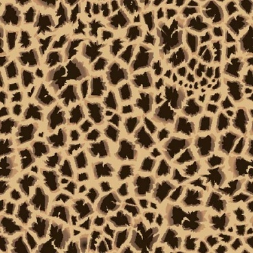 animal fur texture seamless pattern vector