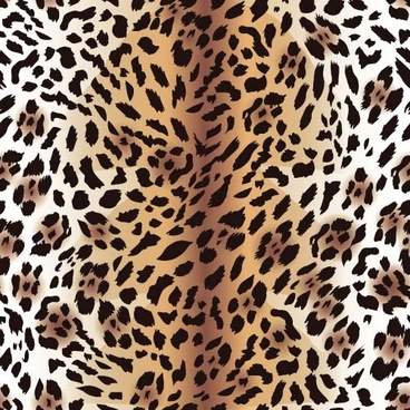 animal fur texture seamless pattern vector