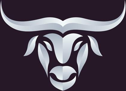 animal head portrait logos vector set