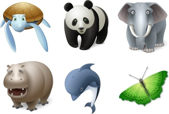 Animals Icons icons pack