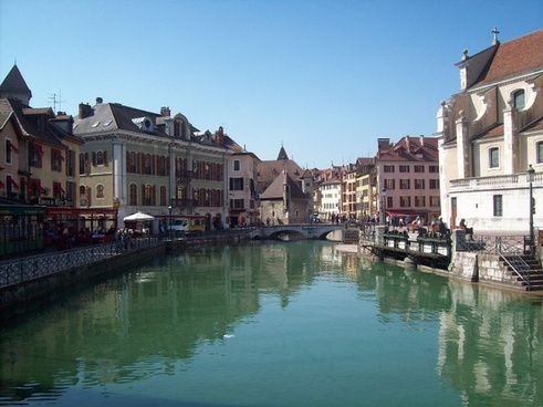 annecy france city
