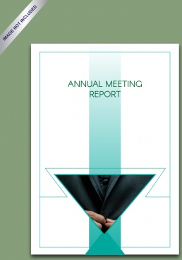 annual meeting report simple annual report annual report 2018