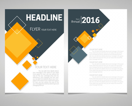 annual report design template free vector download 13 768 free