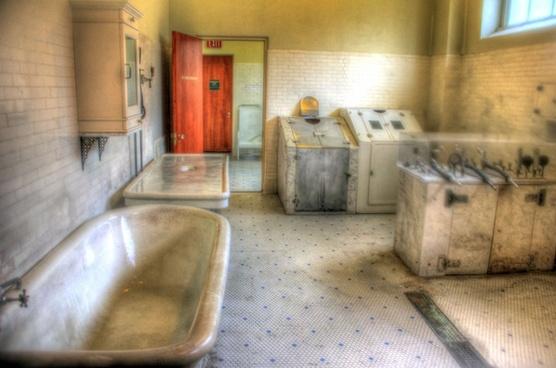 another bathing room in hot springs arkansas