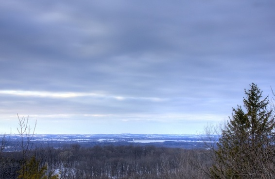another landscape look from holy hill wisconsin