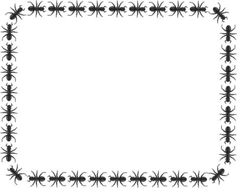 ant border rectangle