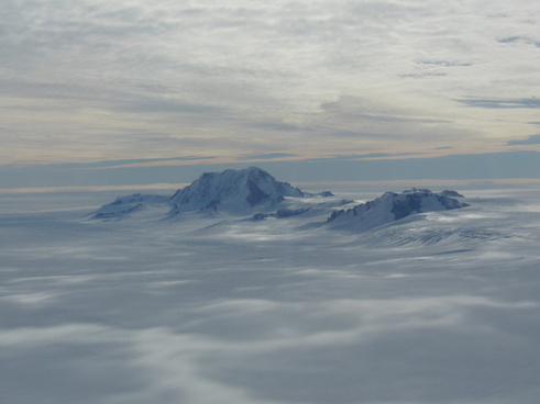 antarctic mountains