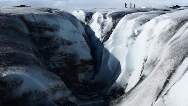 antarctica arctic cold frozen glacier ice landscape