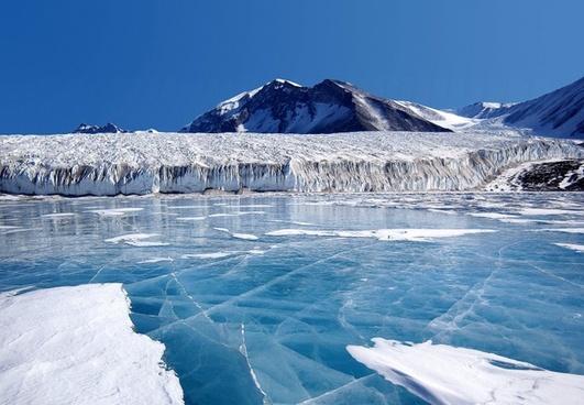 antarctica km south pole