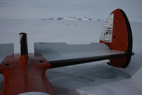 antarctica pegasus runway