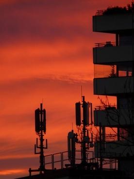 antennas transmitter radio system