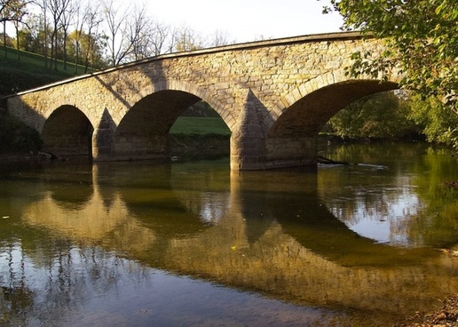 antietam maryland burnside bridge