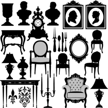 Vector Furniture Png Free Vector Download 61 331 Free Vector For