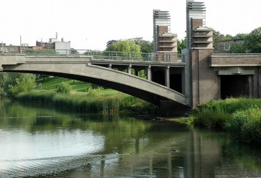 antwerp belgium bridge