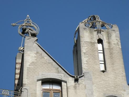 antwerp belgium building