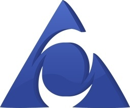 AOL blue logo