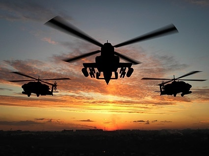 apache helicopter picture