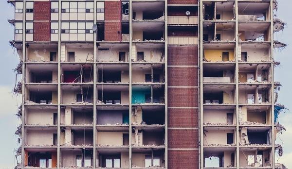 apartment architecture building business cement