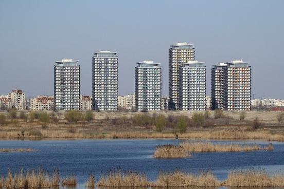 apartment architecture building city cityscape