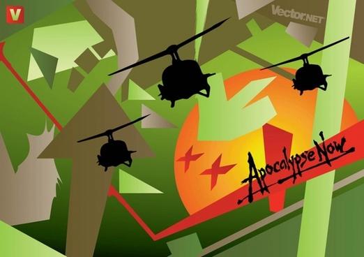 Apocalypse Now Vector