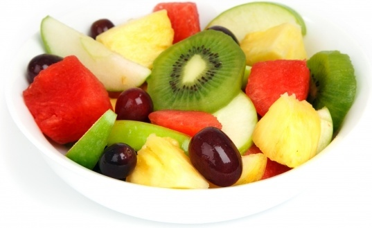 apple colorful dessert