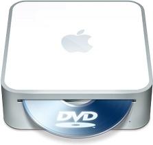 Apple DVD driver