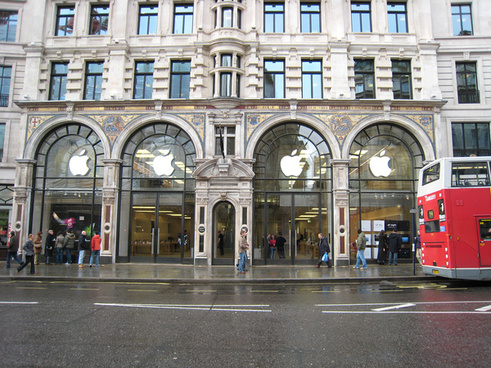 apple store london uk