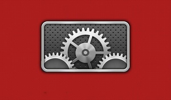 Apple TV Settings Icon