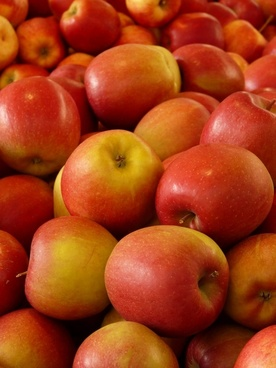 apples fruit vitamins