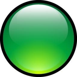Aqua Ball Green