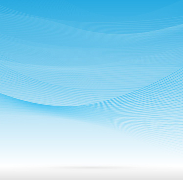 aqua line wave abstract background