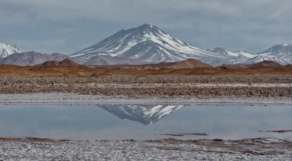 aracar mountain stratovolcano