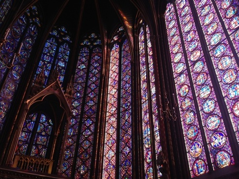 architecture art cathedral ceiling church color