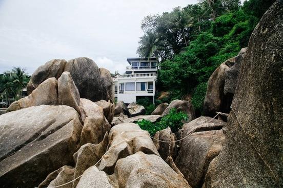 architecture boulder environment landmark landscape