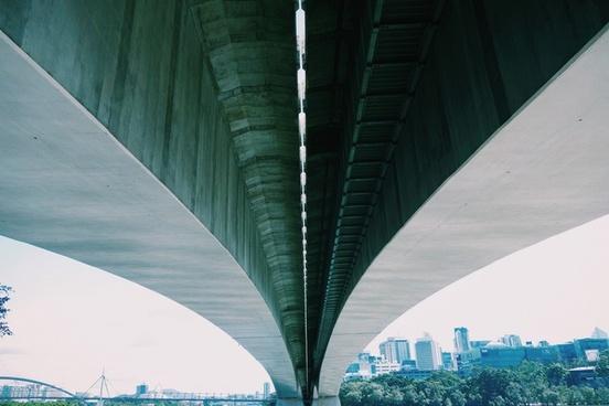architecture bridge building business city civil