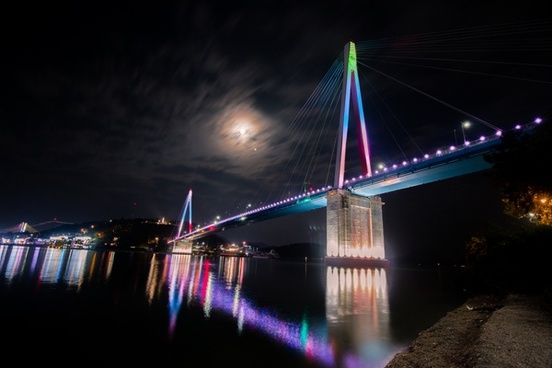 architecture bridge business city festival finance