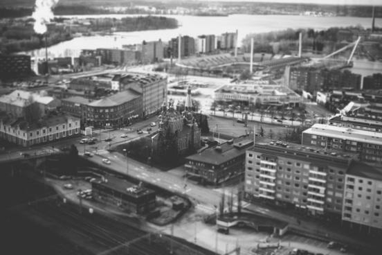 architecture building business city cityscape factory