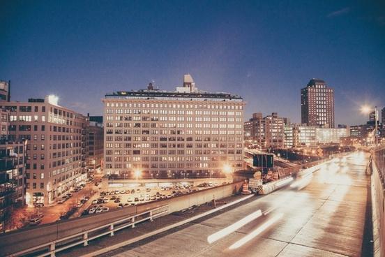 architecture building car city cityscape downtown