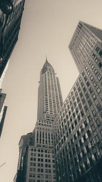 architecture building city cityscape downtown empire