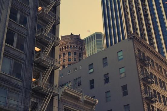 architecture building city cityscape downtown glass
