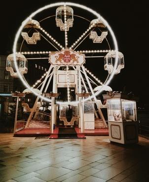 architecture circus festival landscape light museum