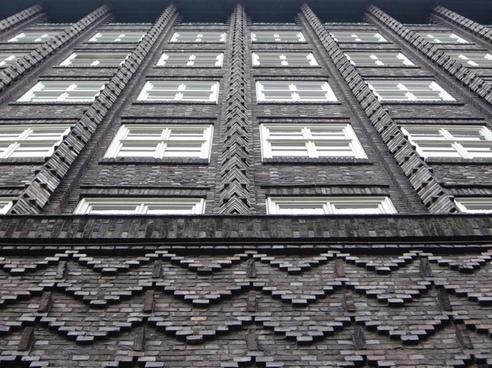 architecture facade window